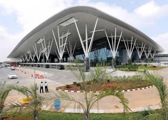 Bengaluru Kempegowda: India's First Smart Airport with Aadhaar-enabled Entry and Biometric Boarding