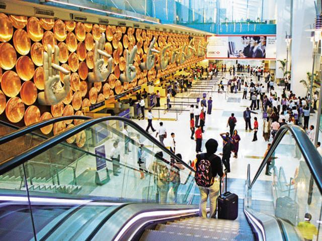 Delhi IGI Airport's New Body Scanners are Sensitive to Indian Women Wearing Saris and Jewelry