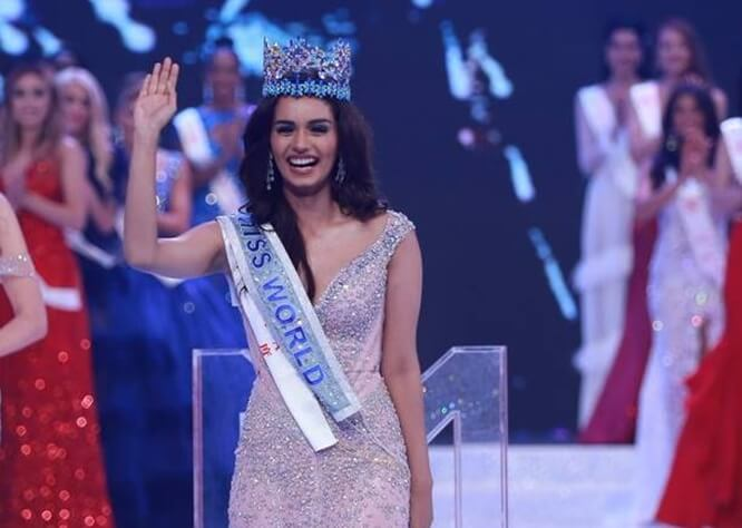 Miss World 2017 Winner Manushi Chhillar is from the Land of Kalpana Chawla, Sushma Swaraj, Phogat Sisters