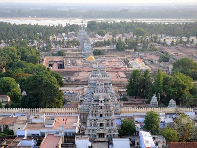 Tamil Nadu's Sri Ranganathaswamy Temple Wins UNESCO Award of Merit 2017 for Heritage Conservation