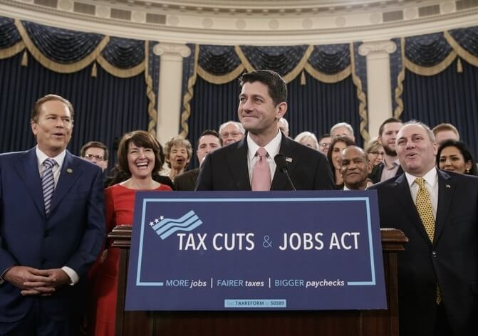 Tax Cuts and Jobs Act USA, graduate students USA, US universities, Indian students in USA