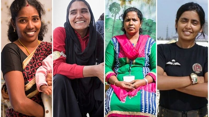 Indian President Honors 112 First Ladies of India Including These 10 Role Models for Women