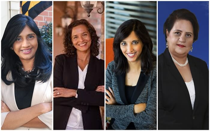 Indian American Candidates for US Congress in 2018 Include Four Women of Power
