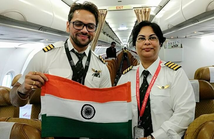 Air India pilot Anupama Kohli, Air India news, Air India flight tickets
