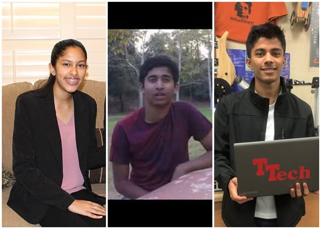 Indian American Teens Win Congressional App Challenge for Unique Innovations in Community Service