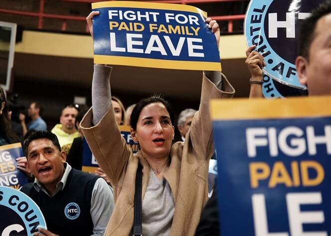 California's Paid Family Leave Act Entitles Residents to 6-week Paid Leave for Ill Family Members
