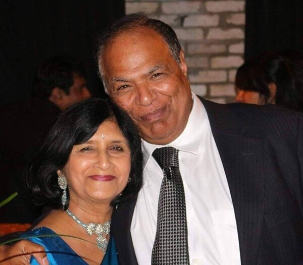 This Indian American Entrepreneur Couple Donates $1.93 Million to Two Temples in USA
