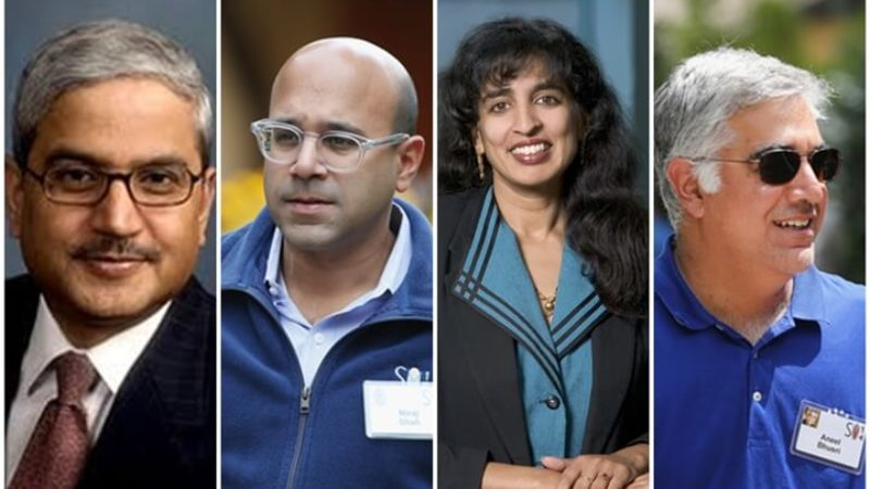 10 Richest Indian American Billionaires in 2018: Stories of American Dreams