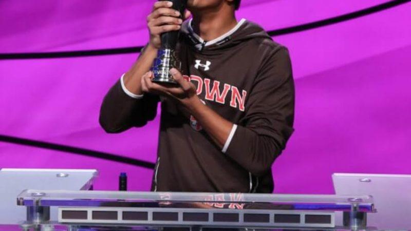 18-year-old Polymath Dhruv Gaur from Georgia Wins $100K in USA's Most Popular Quiz Show
