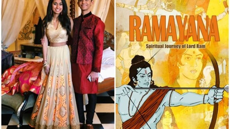 These Indian American Siblings Make Kids Learn Indian Culture & Mythology through Visual Storytelling
