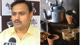 Meet Pune?s Navnath Yewle Chaiwala who Earns Rs 12 Lakh a Month and Plans to Go Global