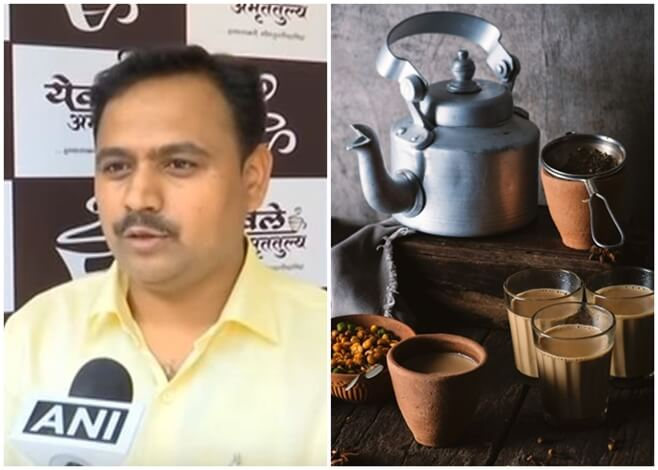 Meet Pune's Navnath Yewle Chaiwala who Earns Rs 12 Lakh a Month and Plans to Go Global