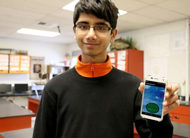 Indian American Nikhil Devanathan Invents Portable Air Quality Sensor to Save 6 Million Lives Worldwide