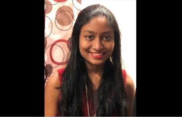 Indian American 'Padgirl' Judith Monickaraj Wins the 2018 Girl Scout Gold Award of USA