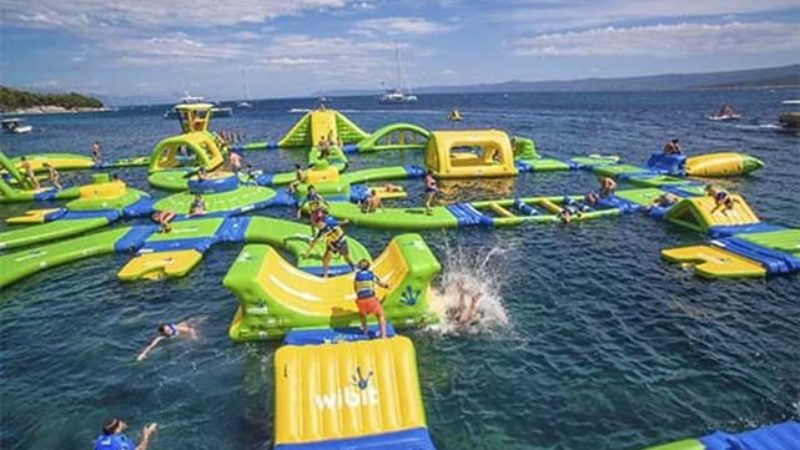 Texas to Open its First Floating Water Park 'Altitude H20' This Week for Family Fun