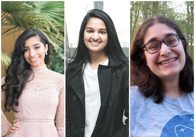 3 Indian American Girls Selected as ?Girl Up? Advisers for United Nations Women Entrepreneur Summit