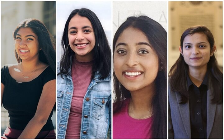 Eight Brilliant Indian American Students are Selected for 2018 WLP Internship in US Congress Offices