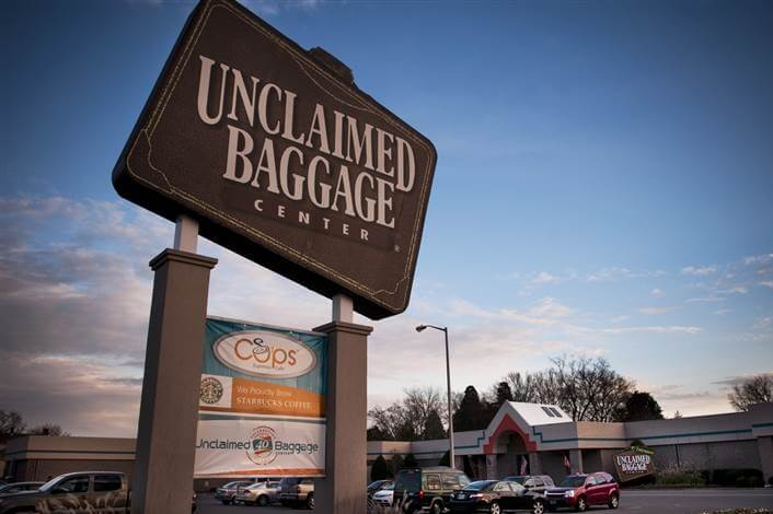 What're Interesting Facts about Unclaimed Baggage Center, Alabama where Lost Checked Bags End up?