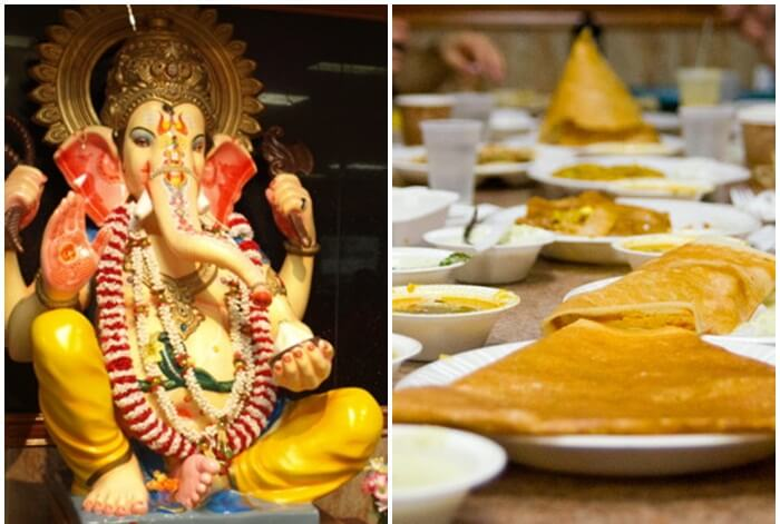 Ganesh Temple Canteen in New York is First Hindu Temple Restaurant for Authentic Indian food in USA