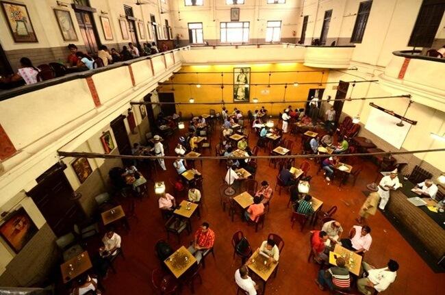 Kolkata college street coffee house - Travel to India ...