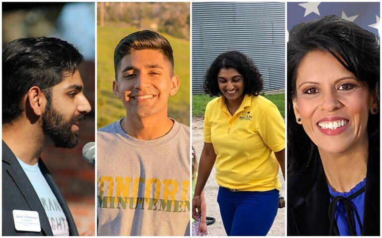Six Indian Americans Running for US State Legislature, City Council and Mayor Seats with Great Agendas