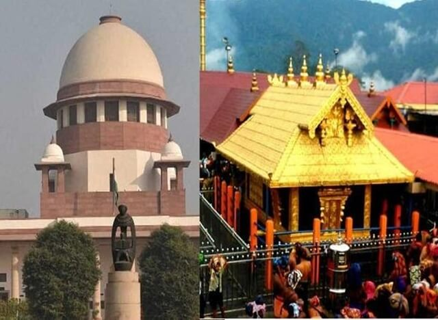 Sabarimala Verdict: Supreme Court Lifts Ban on Women's Entry to Sabarimala Temple Kerala