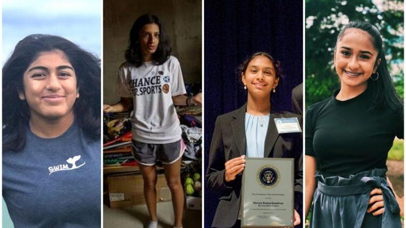 7 Amazing Indian American Girls who Make Us Proud on International Day of Girl Child 2018