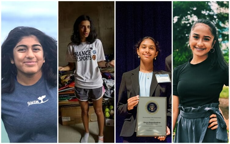 7 Amazing Indian American Girls who Make Us Proud on International Day of Girl Child 2018