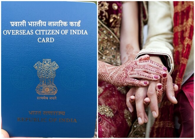 OCI card rules, OCI cardholders benefits, OCI card eligibility, Indian citizenship renunciation form XXII