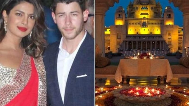 All You Need to Know about Priyanka Chopra-Nick Jonas Wedding: Schedule, Venue, Guests, Fashion