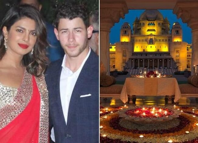 Priyanka Chopra Nick Jonas Wedding Schedule Venue Guests Costs