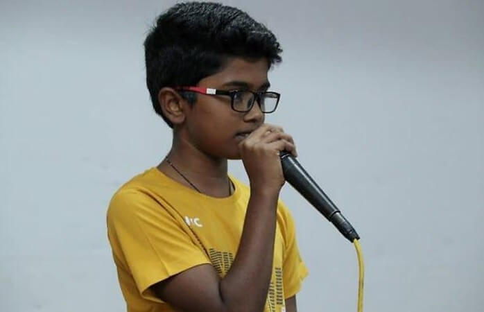 Meet Youngest Indian IT Entrepreneur Aadithyan Rajesh who Started Business at the Age of 13