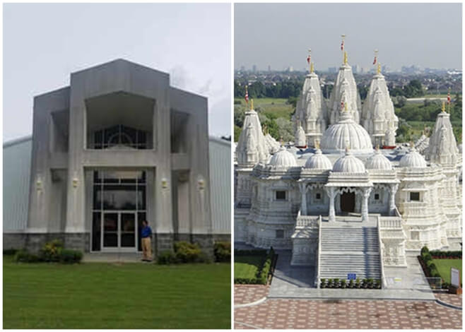 30-year-old Church is Bought at Cost of $1.6 Million to Make Way for Swaminarayan Temple in Virginia
