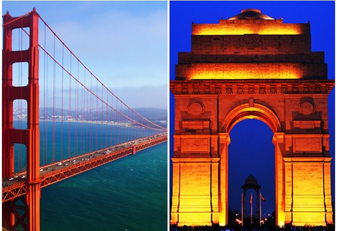 United airlines flights India, nonstop SFO to DEL flights, United Airlines cheap flights, cheap flights to Delhi