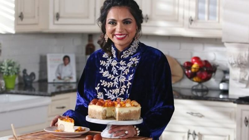 Indian American Chef Maneet Chauhan Shares How Indian Food Suits American Palate in a New TV Show