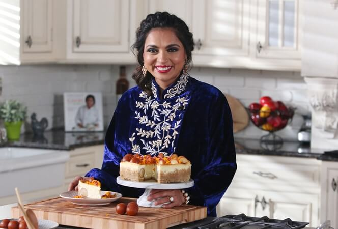 Festive Cooking with Maneet show, Chef Maneet Chauhan show TV Asia, Chef Maneet Chauhan restaurant Nashville