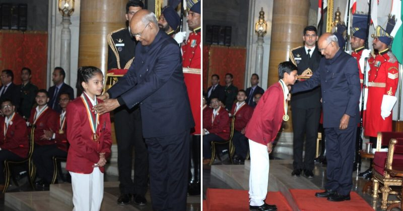 Inspiring Stories of Children who Receive National Bravery Awards 2019 from President of India