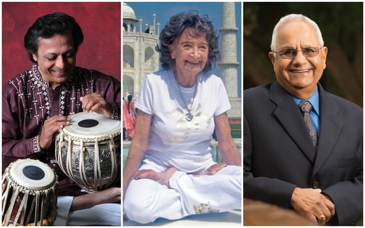India Awards Padma Shri 2019 to Six Indian Americans Including 100-year-old Yoga Teacher in USA