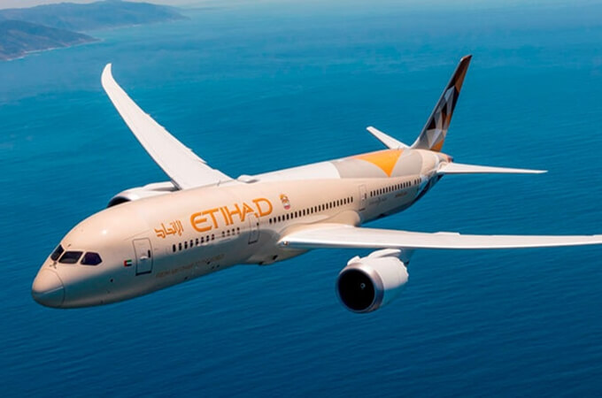 Etihad Airways may Partner with United Airlines Breaking up with American Airlines