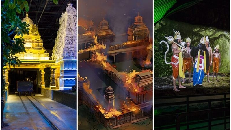 Sai Teerth: India's First Ever Devotional Theme Park is among Best Tourist Attractions in 2019