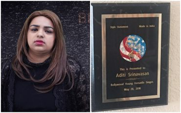 Indian American Singer Aditi Sri is First Indian-origin Face for Nationwide Anti-bullying Tour