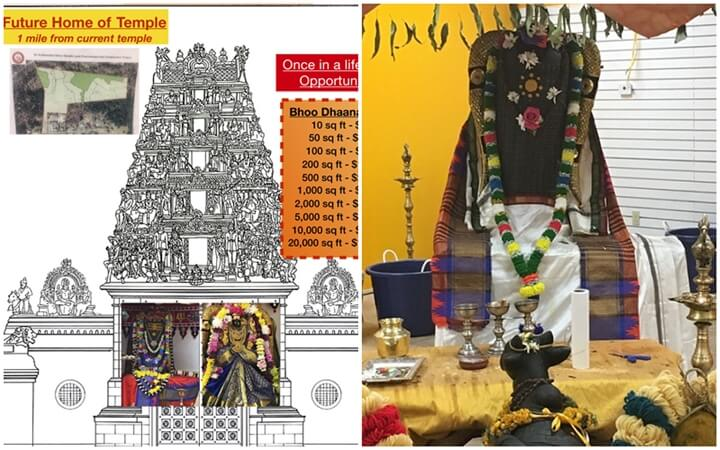 Indian Americans to Get Second Jyotirlingam Temple on a 17-acre Site for Spiritual Wellbeing
