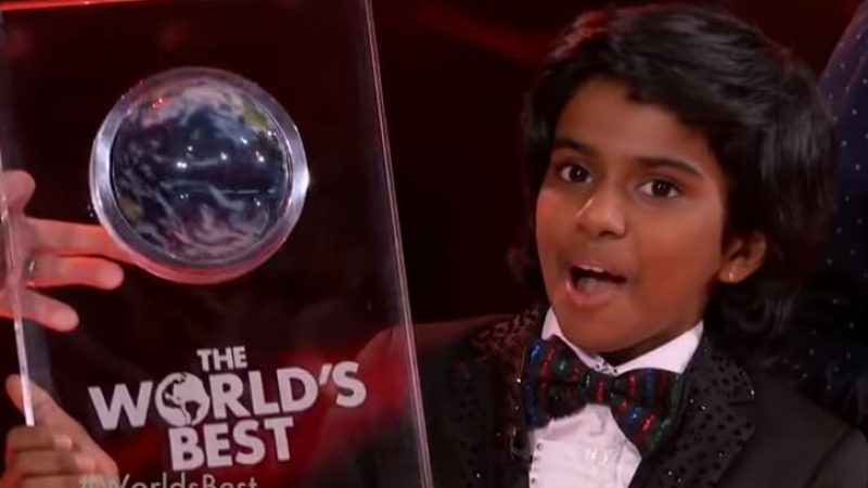 Indian Musical Prodigy Lydian Nadhaswaram Wins $1M Top Prize on US TV Show, The World's Best