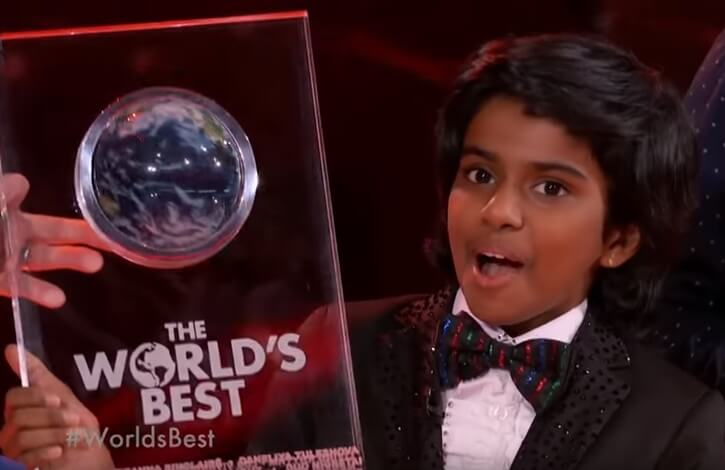 Lydian Nadhaswaram, Lydian CBS World's Best winner, Indian child prodigies, Tamil Diaspora news
