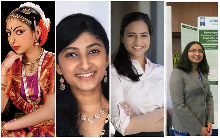 Four Indian American Girls Receive $25K Each for their Solutions to Make Earth Green Again