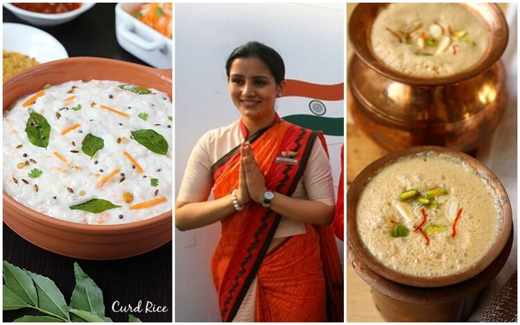 Air India's New Food Menu with Curd Rice for International Flights is Healthier and More Delectable