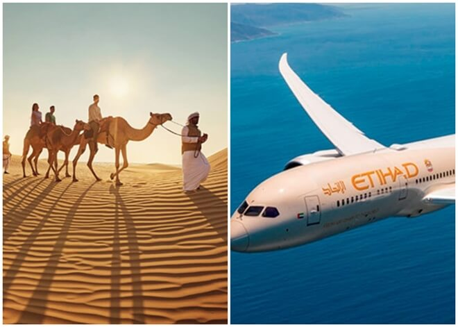 Details of Etihad Airways' New free Abu Dhabi Stopover Program including Free 2-night Luxury Stay