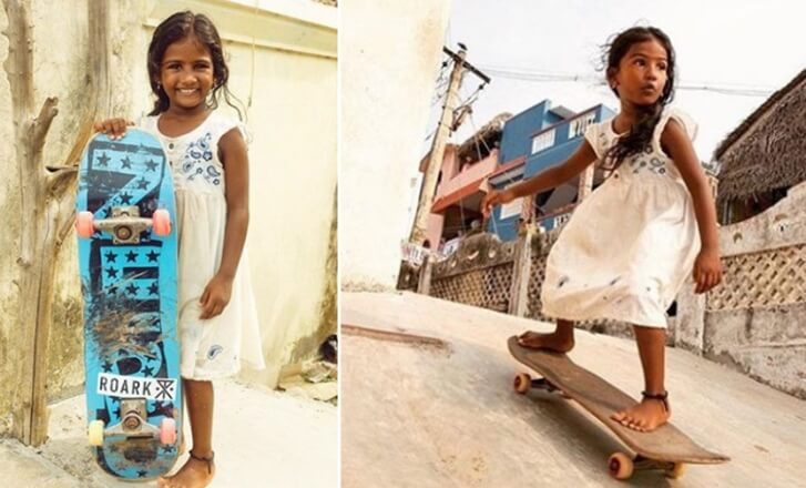 Short Film on India's 9-year-old Skateboarding Girl and Her Single Mother Qualifies for Oscars 2020