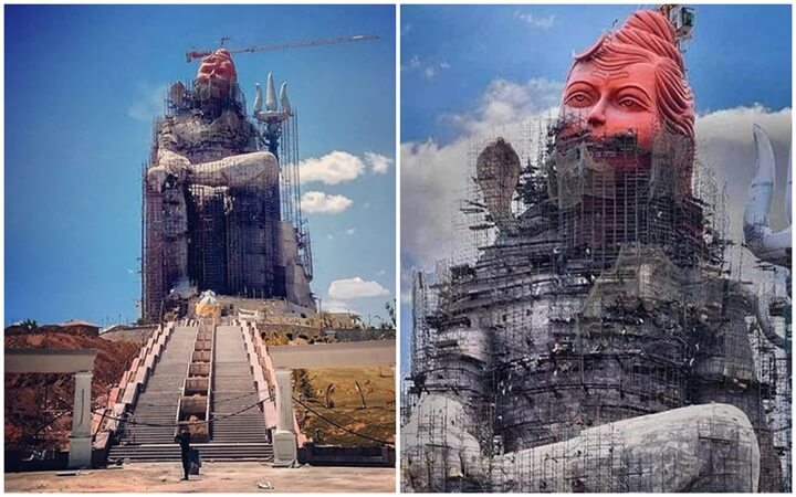 Interesting Facts about Statue of Belief: India is all Set to Get World's Tallest Shiva Statue of 351 Feet