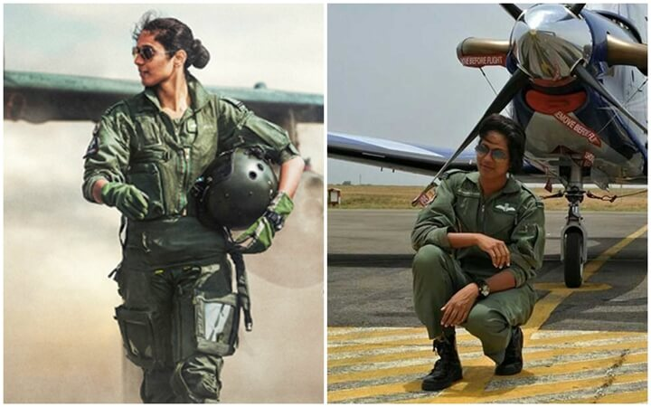 Bhawana Kanth IAF, first Indian woman fighter pilot, women in Indian air force, women power of India